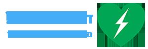 דפיברילציה לוגו